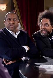 Dr. Cornel West & Tavis Smiley on Economic Justice Poster