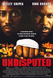 Undisputed (2002) Poster - Movie Forum, Cast, Reviews