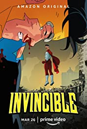 Invincible - Season 1 poster