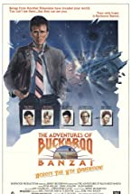 Primary image for The Adventures of Buckaroo Banzai Across the 8th Dimension