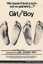 Image of Girl Stroke Boy