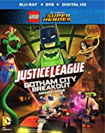 Lego DC Comics Superheroes: Justice League - Gotham City Breakout(2016)