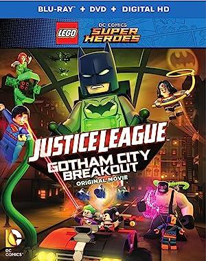 Lego DC Comics Superheroes: Justice League – Gotham City Breakout ()