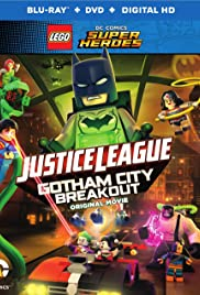 Lego DC Comics. La Liga de la Justicia: Fuga de  1080p |1link mega latino
