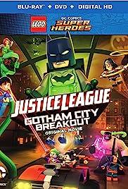 Liga de la Justicia Lego: Escape en Cuidad Gotica Película Completa HD 720p [MEGA] [LATINO]