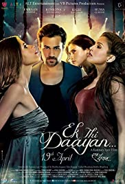 Ek Thi Daayan (2013) Poster - Movie Forum, Cast, Reviews