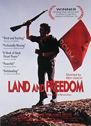 Land and Freedom Poster