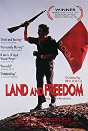 Land and Freedom (1995) Poster - Movie Forum, Cast, Reviews