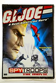 G.I. Joe: Spy Troops the Movie Poster