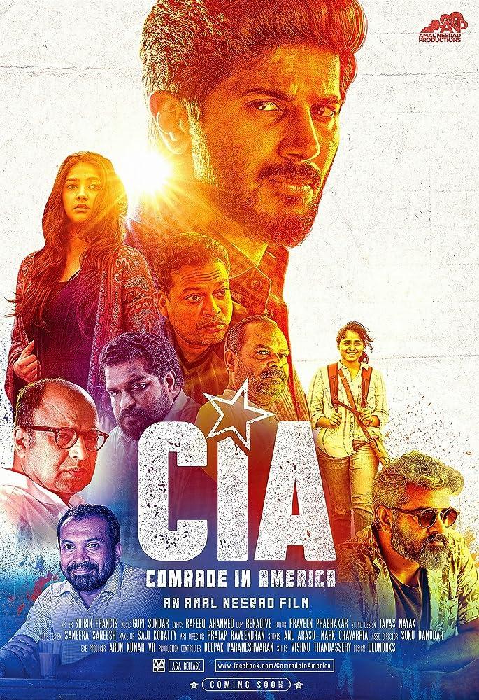 فيلم CIA: Comrade in America 2017 مترجم