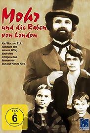 Mohr und die Raben von London Poster