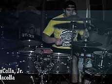 Rob LaColla, Jr. Drum Reel