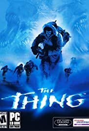 The Thing(2002) Poster - Movie Forum, Cast, Reviews