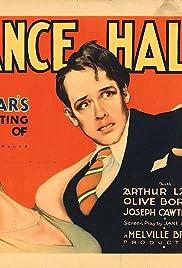 Dance Hall Poster
