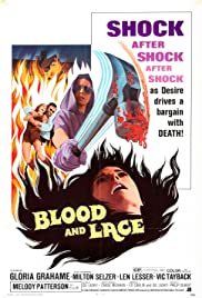 Blood and Lace (1971) Poster - Movie Forum, Cast, Reviews