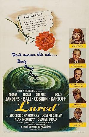 Lured (1947)