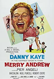 Merry Andrew Poster