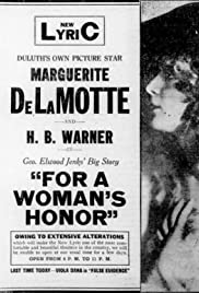 For a Woman's Honor Poster