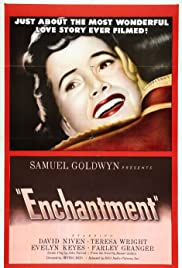 Enchantment (1948) Poster - Movie Forum, Cast, Reviews