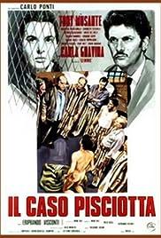 Il caso Pisciotta Poster