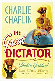 The Great Dictator (1940) Poster - Movie Forum, Cast, Reviews