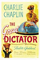 The Great Dictator (1940) Poster