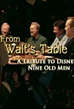 From Walt's Table: A Tribute to Disney's Nine Old Men
