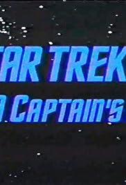 Star Trek: A Captain's Log Poster