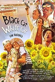 Crna macka, beli macor Poster