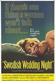 Swedish Wedding Night Poster