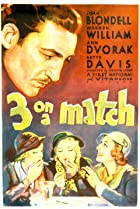 Image of Three on a Match
