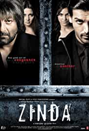 Zinda 2006 Hindi DVDRip 720p AAC 5.1 900MB mkv