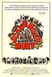 Scavenger Hunt (1979) Poster - Movie Forum, Cast, Reviews