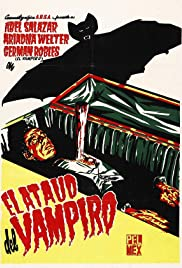 El ataúd del Vampiro(1958) Poster - Movie Forum, Cast, Reviews
