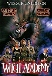 Witch Academy (1995) Poster - Movie Forum, Cast, Reviews