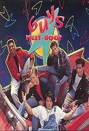 The Guys Next Door Poster