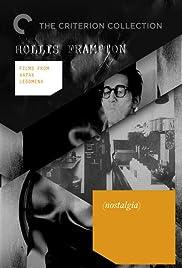 Hapax Legomena I: Nostalgia(1971) Poster - Movie Forum, Cast, Reviews