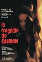 La tragédie de Carmen