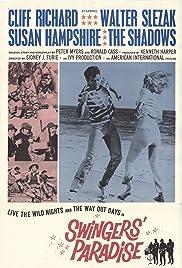 Swingers' Paradise(1964) Poster - Movie Forum, Cast, Reviews