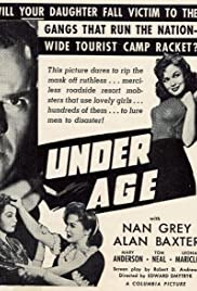Under Age Poster