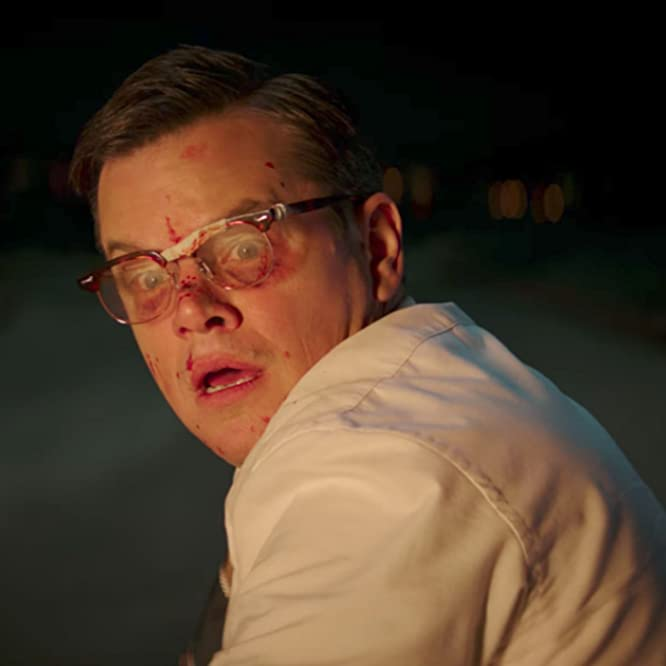 Matt Damon in Suburbicon (2017)