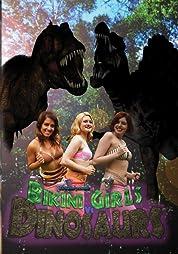 Bikini Girls v Dinosaurs poster