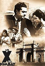 Mr. X in Bombay Poster