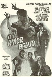 El amor brujo Poster