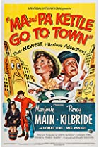 Image of Ma and Pa Kettle Go to Town