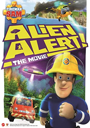 Fireman Sam: Alien Alert! The Movie (2016)