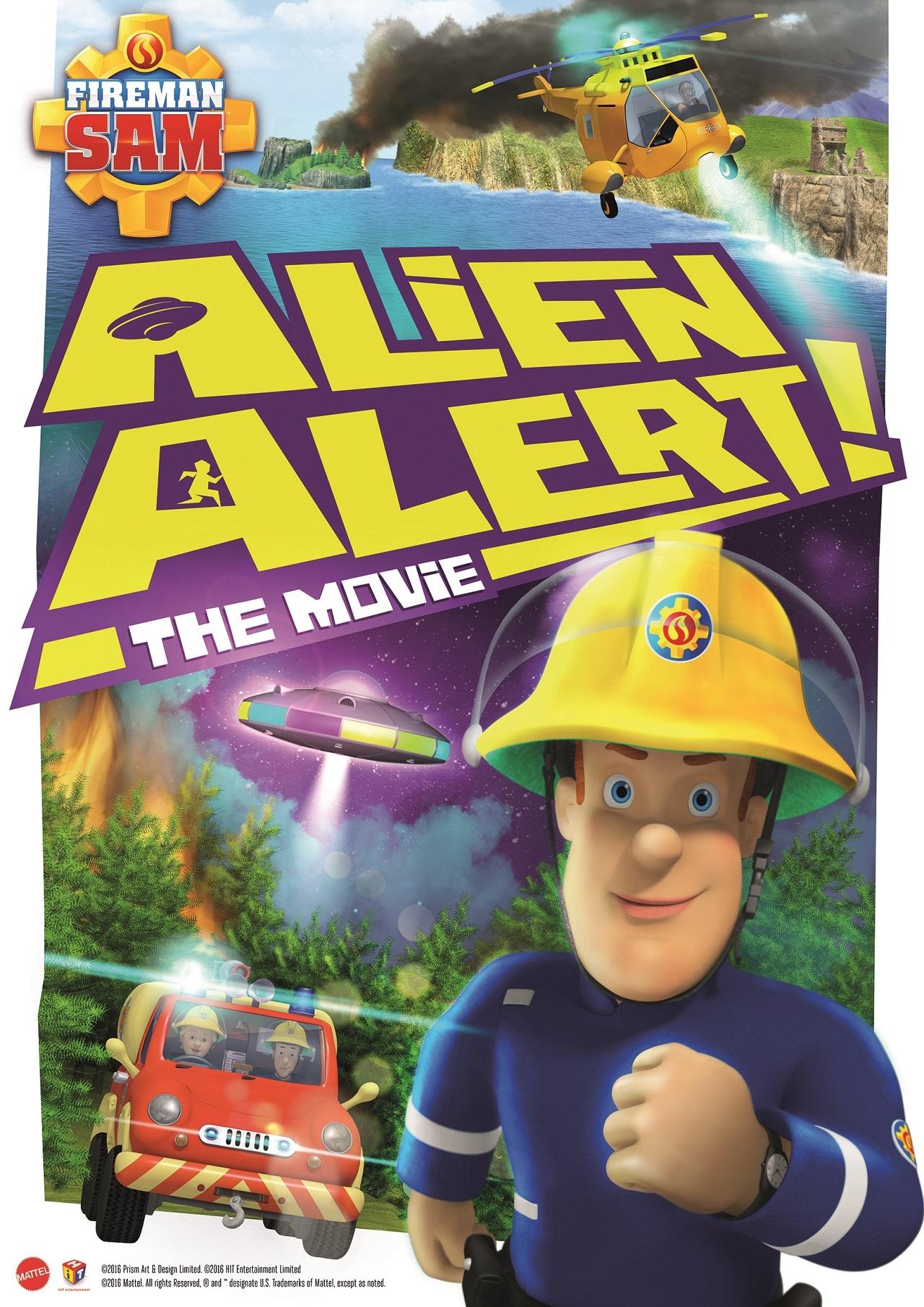 image Fireman Sam: Alien Alert! The Movie Watch Full Movie Free Online