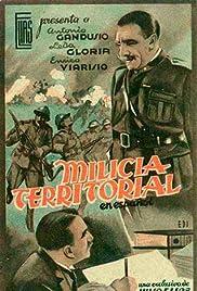 Milizia territoriale Poster