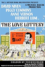 The Love Lottery(1954) Poster - Movie Forum, Cast, Reviews