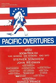 Pacific Overtures Poster